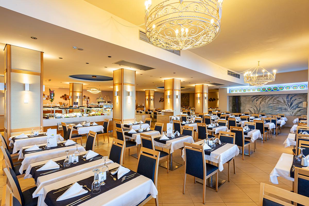 TUI BLUE Lindos Bay The Restaurant