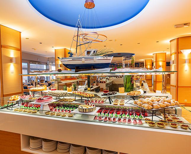 TUI BLUE Lindos Bay buffet