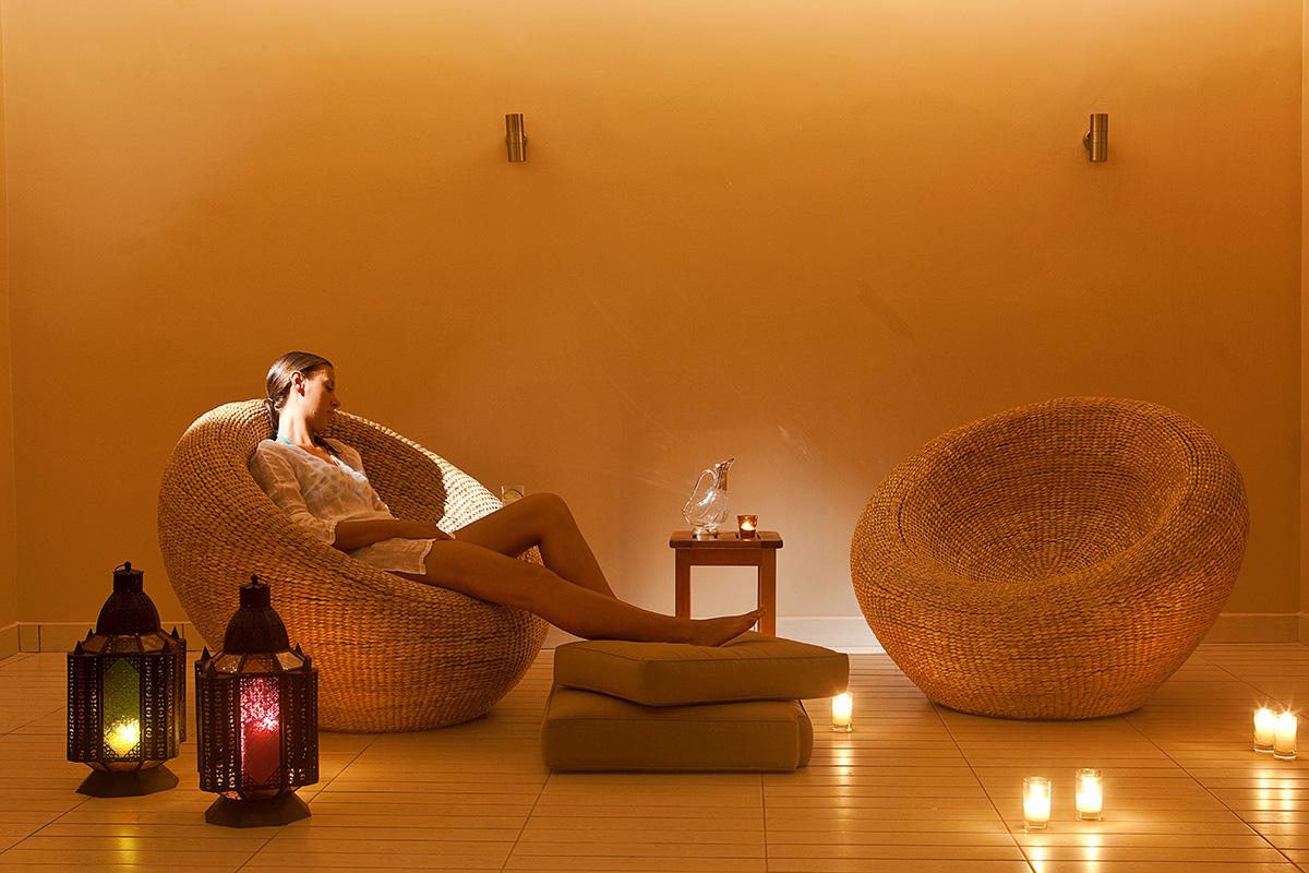 TUI BLUE Lindos Bay Spa relax room